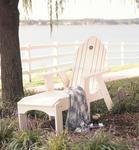 Uwharrie Pine Original Patio Chaise Lounge